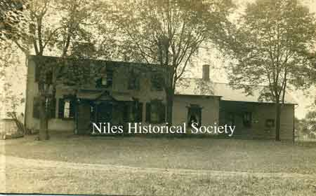 Famous Families in Early Niles: Ward, Heaton and Mason