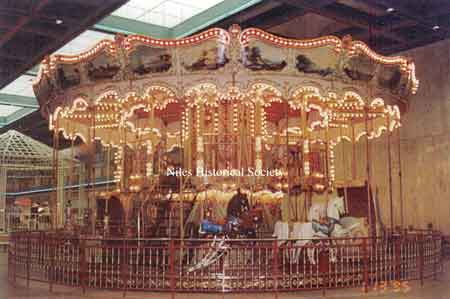 Two-level Carousel