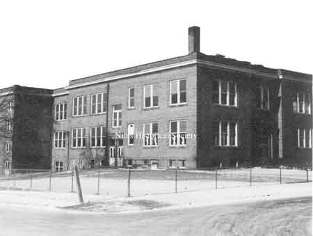 The South Bentley Avenue Building, renamed Jefferson School, was closed in 1980 and razed.