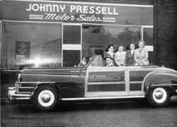 Johnny Pressell Chrysler