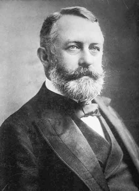 Henry Clay Frick (December 19, 1849 – December 2, 1919) was an American industrialist, financier, union-buster, and art patron.