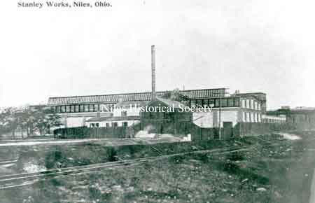 The Stanley Works Company was constructed in 1910 by the company out of New Britain, Conn.