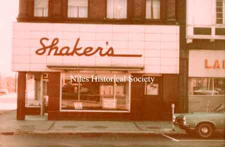 View of Shaker Store